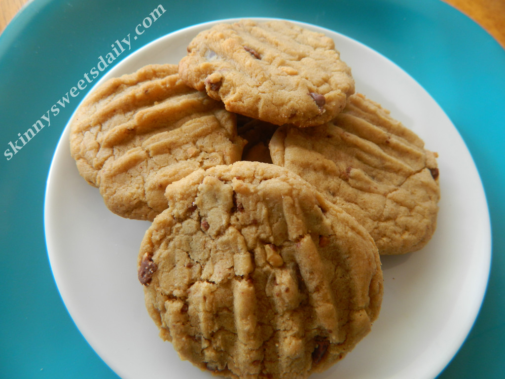 https://skinnysweetsdaily.com/best-low-fat-peanut-butter-cookies/