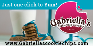 Skinny Sweets Daily Ad - Gabriella Cookie Chip