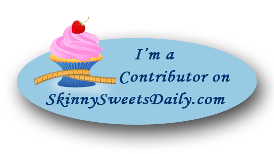 I'm a Skinny Sweets Daily Contributor