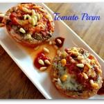 Baked Tomato Parmesan