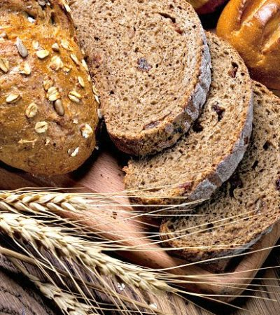 Whole Grains verses Refined Grains