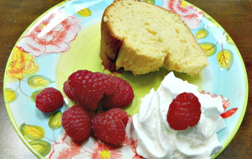 Boxed Pound Cake With Cream Cheese