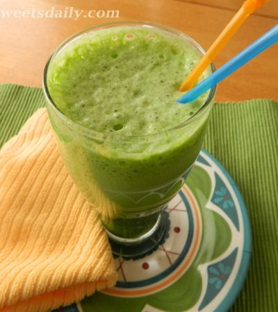 High Protein Nature's Sweet Smoothie