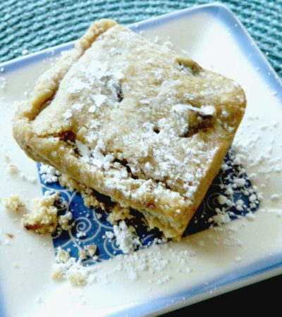 4 Ingredient Blondies
