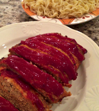 Yes! Your Mama's Meatloaf