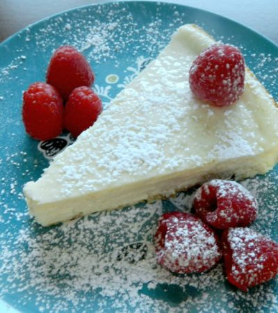 Best and Simple New York Cheesecake