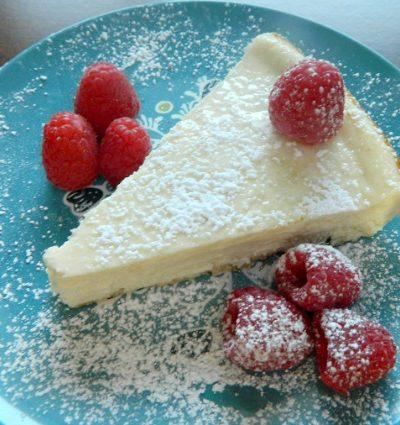 Best Simple New York Cheesecake