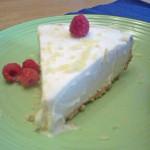 Light and Luscious Lemonade Ice Cream Pie