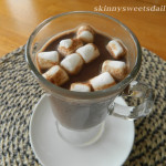 Decadent Lower Fat Hot Chocolate