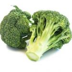 broccoli cauliflower saute with toasted panko