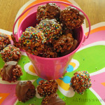 Crispy Chocolate Nutella Balls