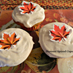 Pumpkin Spice Harvest Cupcakes