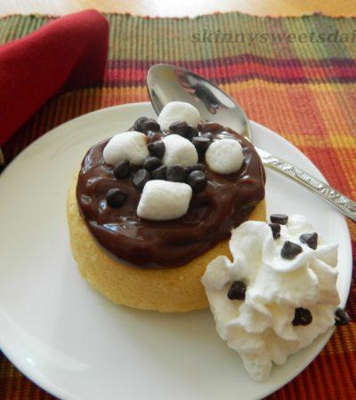 Individual Chocolate Pudding Cake