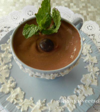 Pam's Petite Vegan Chocolate Mousse Cups