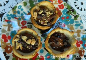 Cute and Skinny Nutella Crunchy Bites 2