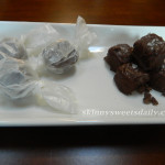 Chocolate Covered Caramels With Sea Salt