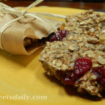 Wholesome Walnut Sunflower Seeds Granola Bars