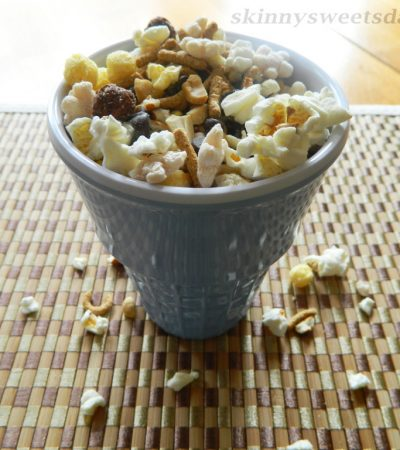 Healthy And Delicious Party Trail Mix