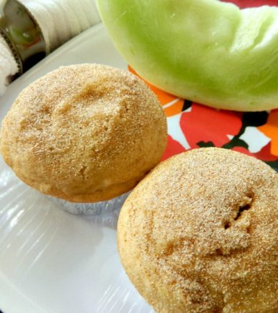Cake Mix Maple Walnut Muffins