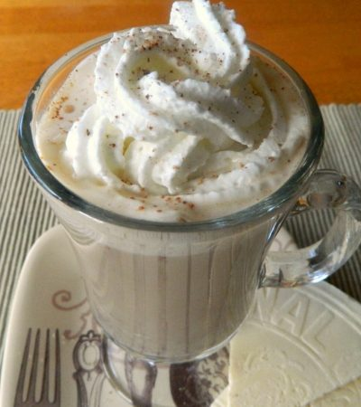 Simple Pantry Chai Tea Latte
