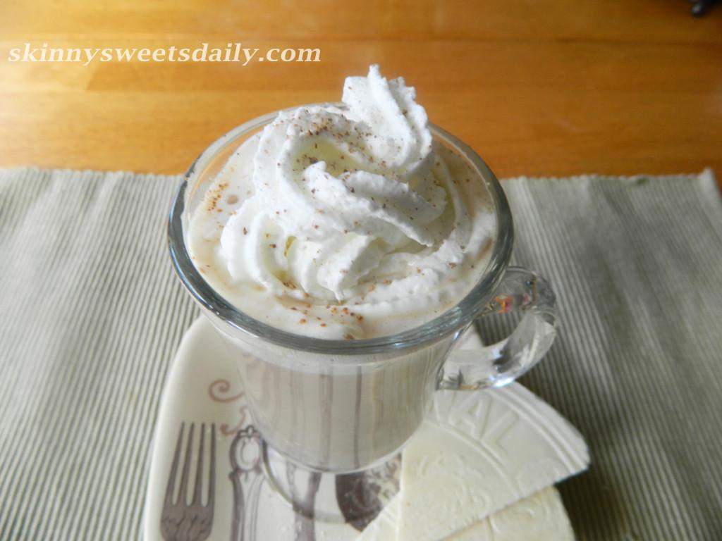 Skinny Chai Tea Latte