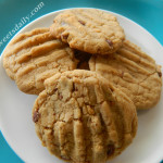 Yummy Peanut Butter Cookies!