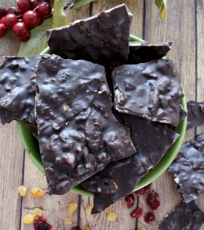 Chocolate Crack Bark