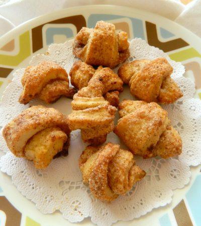 Classic Cinnamon Rugelach Cookies