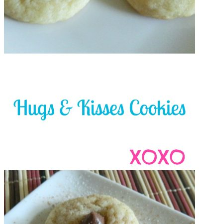 Hugs And Kisses Cookies XOXO