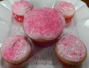 Skinny In Pink Cupcakes 2