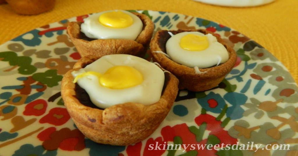 SweetCreamy Eggs In A Basket Cookies 2