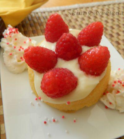 Individual Vanilla Pudding Cakes