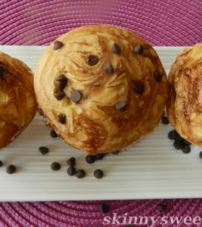 Chocolate Chip Marble Cupcakes