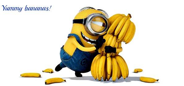 minion banana fix