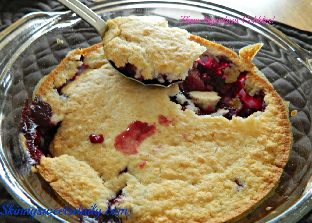 How To Fix Cobbler With Cake Mix