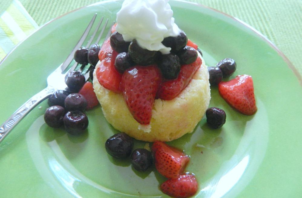 Light Fruit Cake Recipe Quick