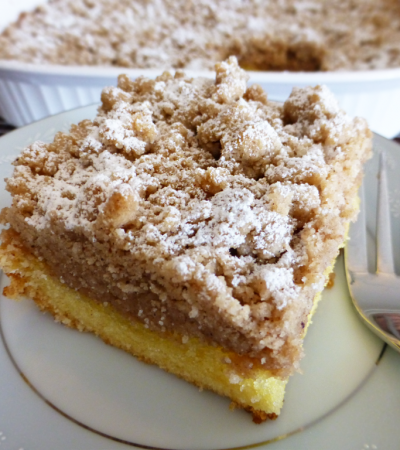 So Simple Crumb Cake