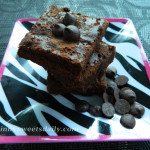 Easy And Decadent Espresso Brownies