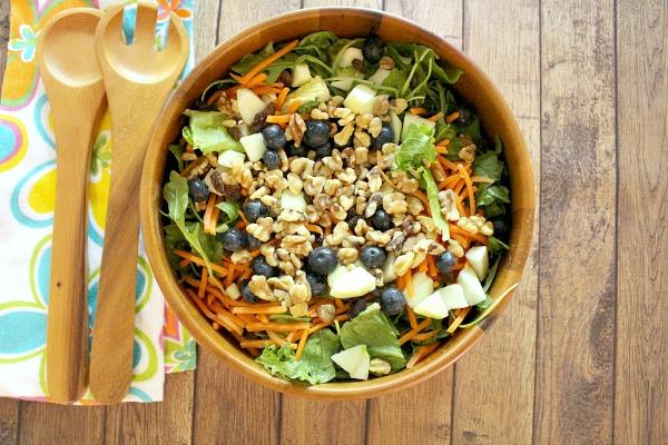 Big salad recipes