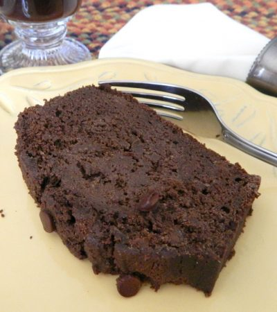 Copycat Entenmann's Chocolate Pound Cake
