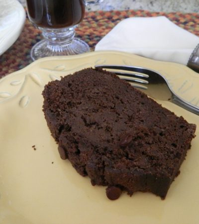 Copycat Entenmann's Chocolate Pound Cake