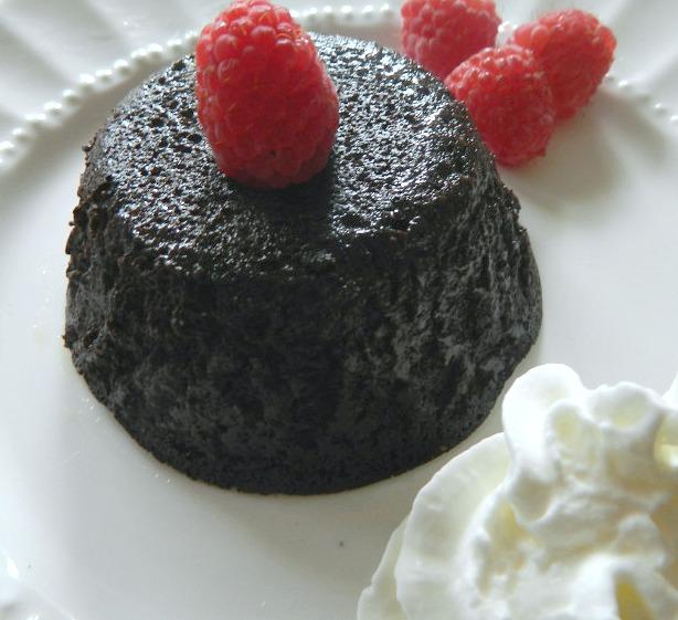 Chocolate Molten Cake Ramekin