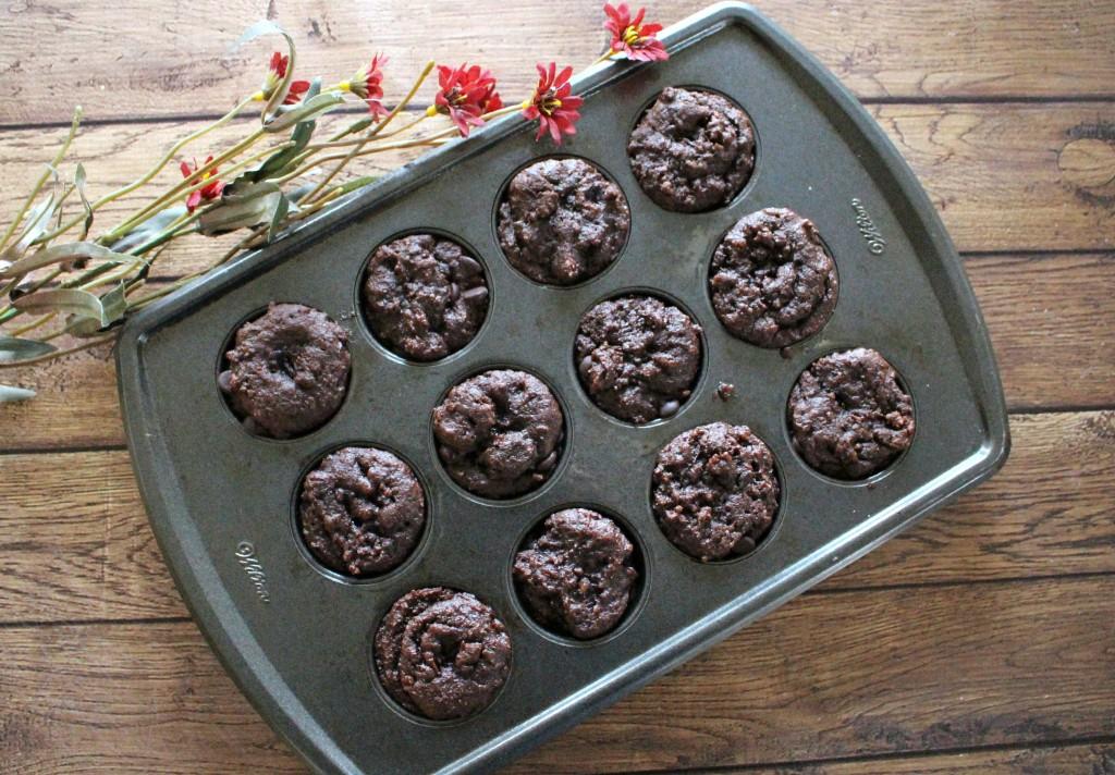 gluten free mini brownie cups 3000