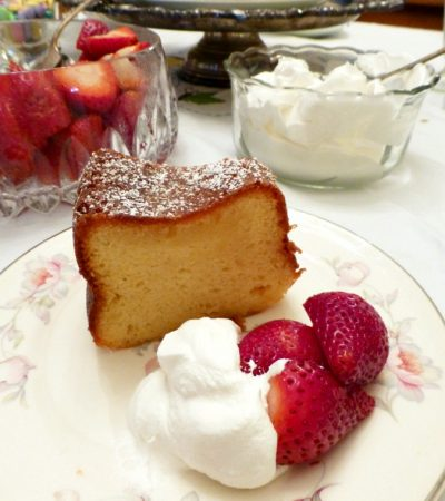 Marge's Lemon Cake