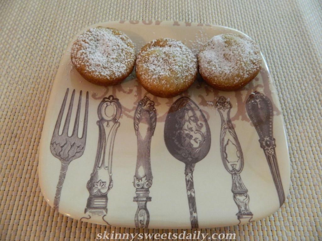 Skinny Mini Oreo Stuffed Sugar Cookies