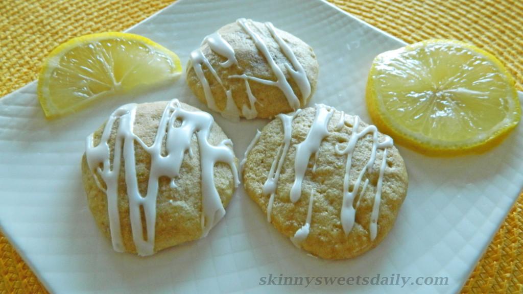 luscious lemon cookies