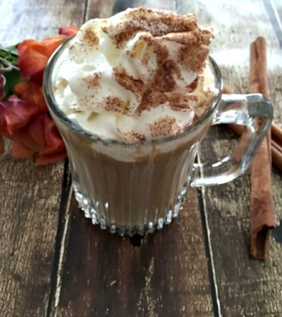 Copycat Starbucks Chai Tea Latte