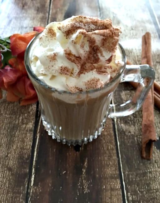 Copycat Starbucks Chai Tea Latte