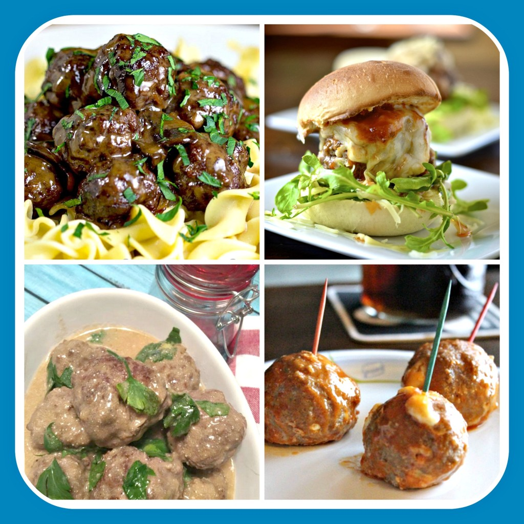 PicMonkey Collage meatballs