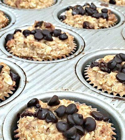 Grab N' Go Pantry Muffins